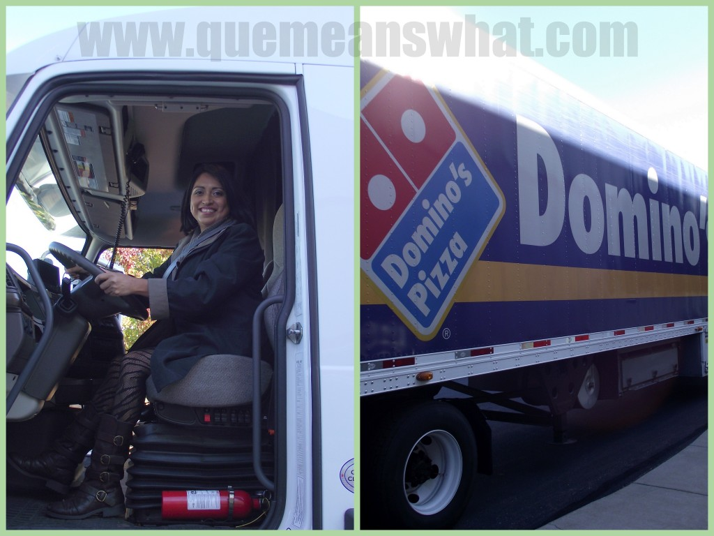 Domino's Pizza Tour and Spanish App Release • ¿Qué Means What?