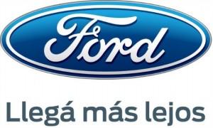 Ford Spanish Tag Logo