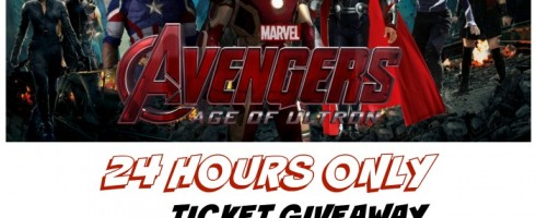 Avengers Movie Ticket Giveaway QueMeansWhat