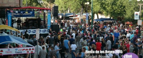 Fiesta de los Reyes 2015  Market Square  #FiestadelosReyes #FiestaSA @QueMeansWhat