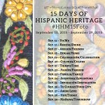 15 Days of Hispanic Heritage Photo Challenge