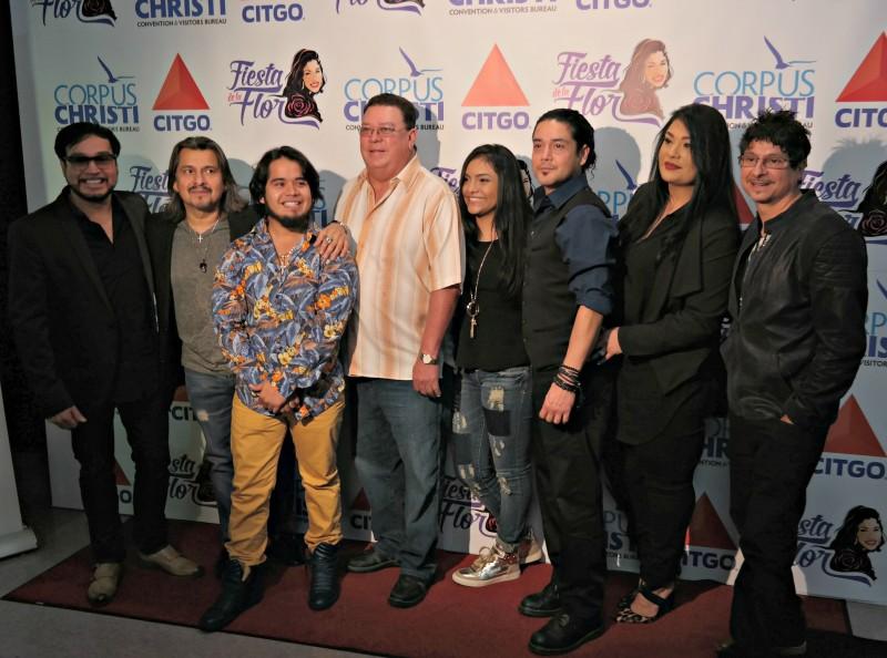 Fiesta de la Flor Press Conference 2016