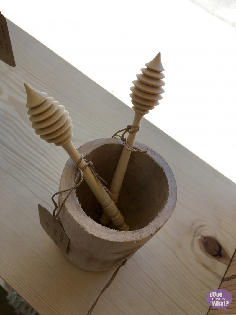 Honey Dipper at Ore and Timber QueMeansWhat.com