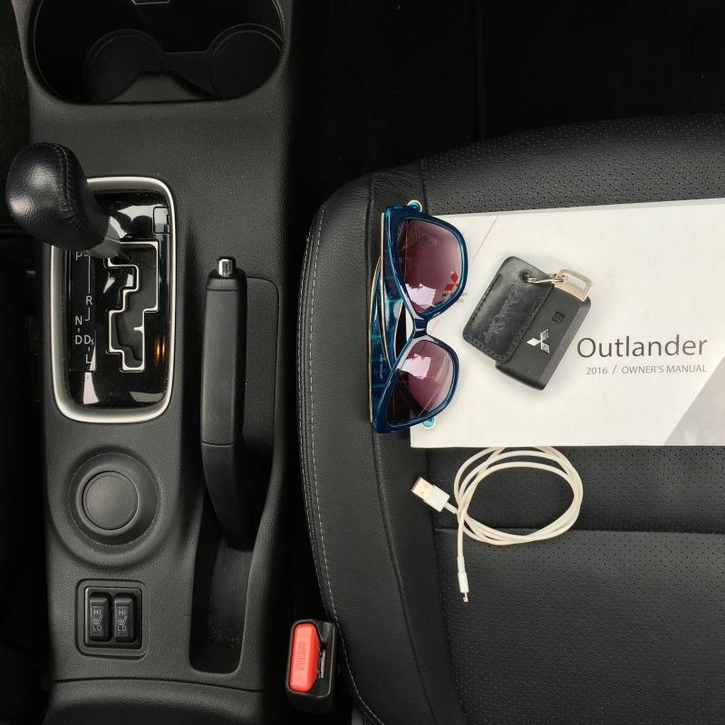 Mitsubishi Outlander SEL Car Review