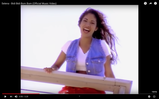 Selena Bidi Bidi Bom Bom Video