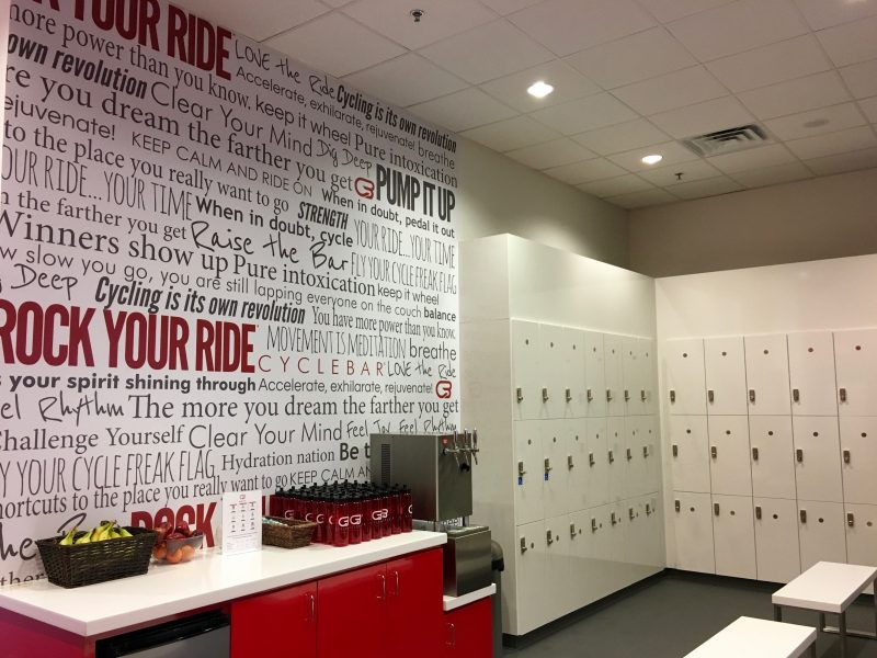 Showing Up to Challenge Yourself at CycleBar Stone Oak