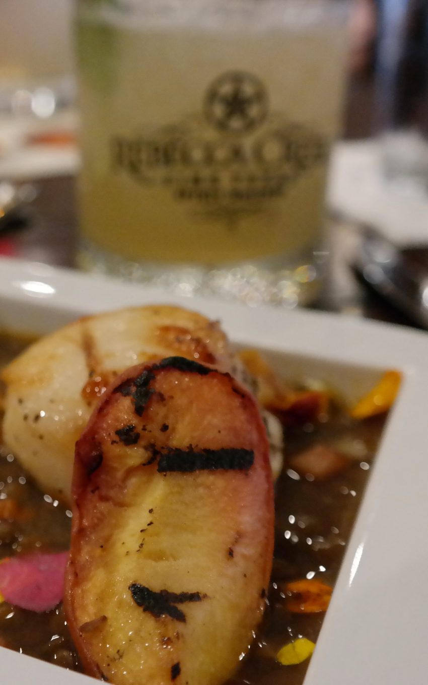 A Taste Of Texas With Rebecca Creek Whiskey Dinner At San