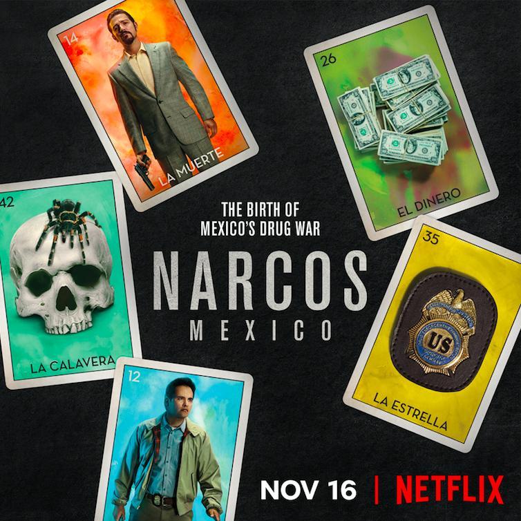 Narcos Mexico Trailer