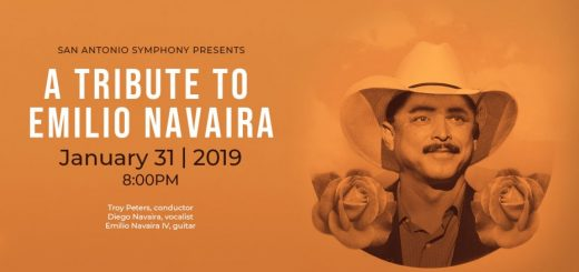 A Tribute to Emilio Navaira - San Antonio Symphony