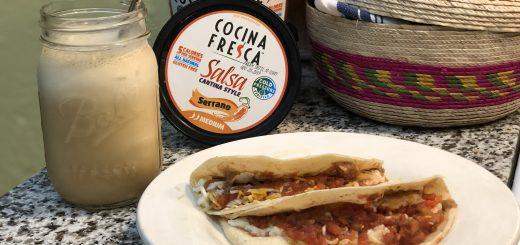 Breakfast Hacks for Tacos and Cocina Fresca